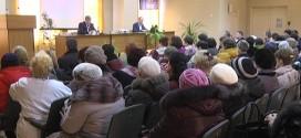 На общем собрании